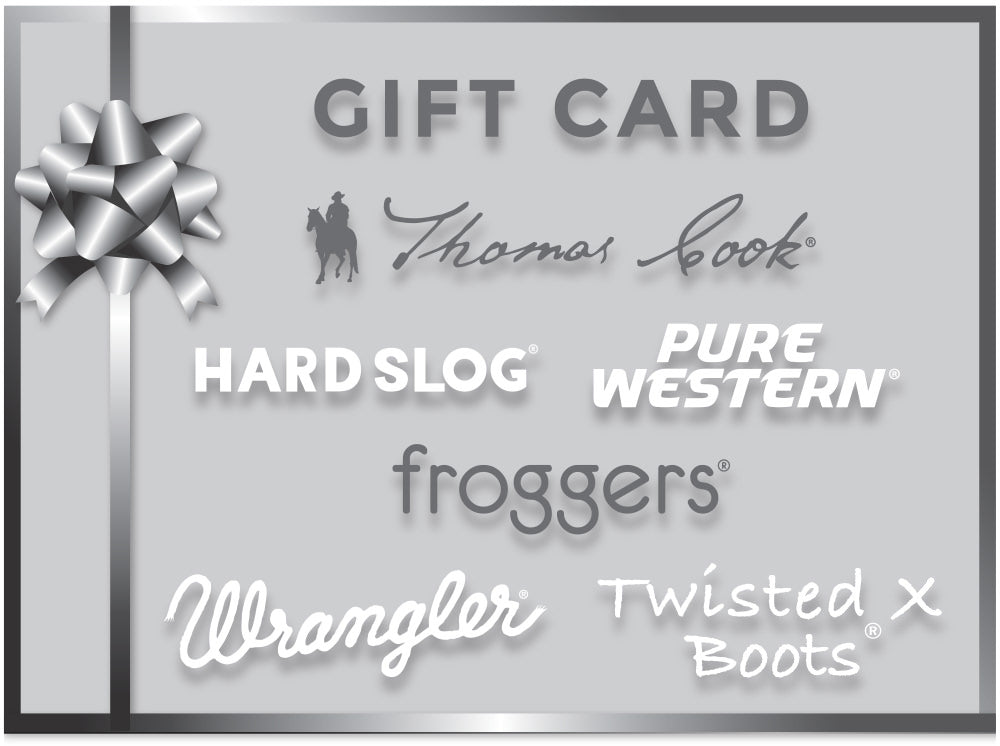 Cooroy Country Wear & Jeanery Gift Card