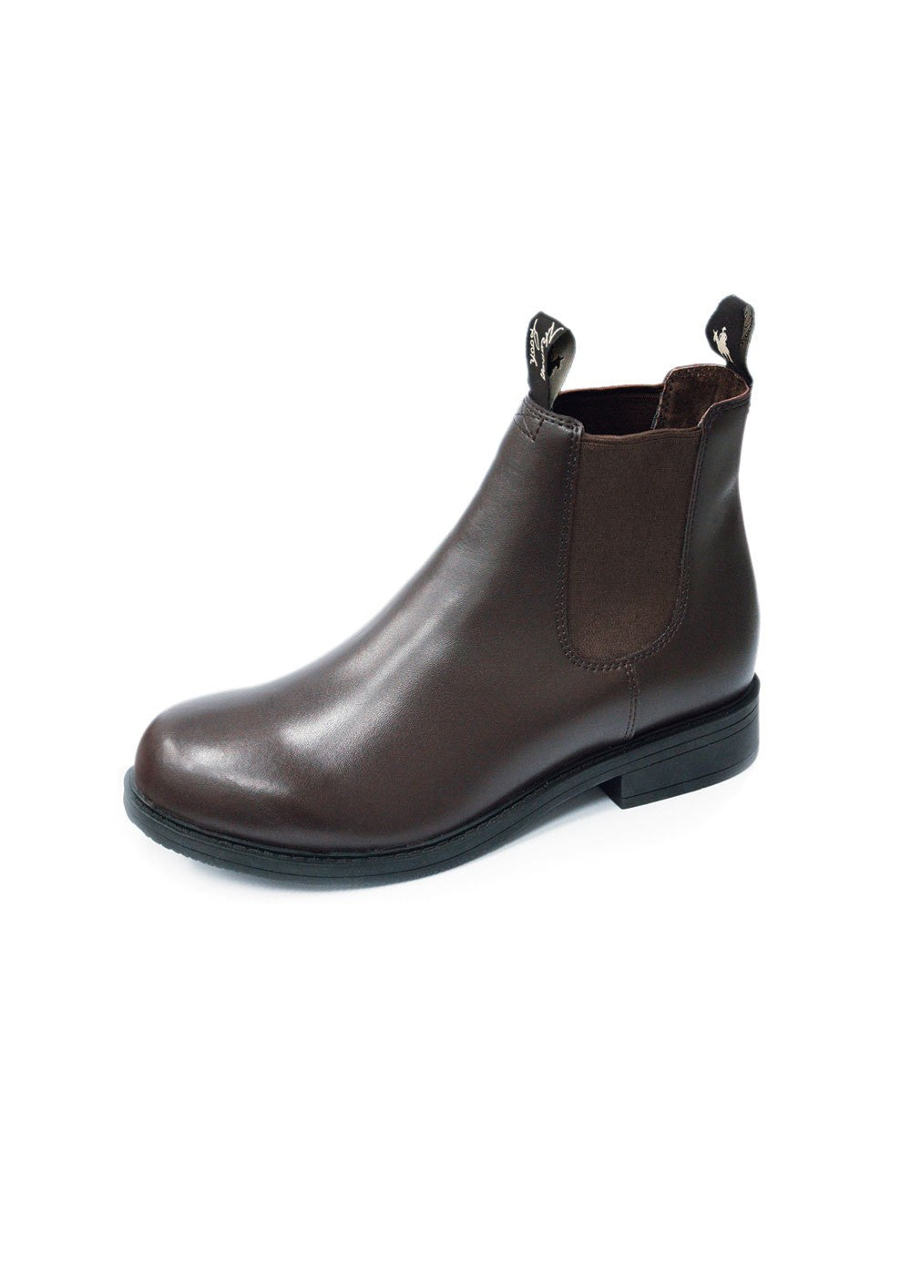 Kids Clubber Boots (Brown)