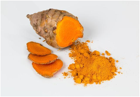 Include turmeric curcumin in his meals