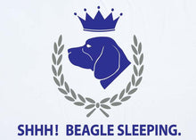 Load image into Gallery viewer, Beagle Personalized Pillowcase