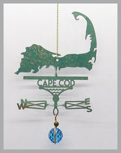 Load image into Gallery viewer, Cape Cod Silhouette Weathervane Ornament