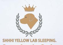 Load image into Gallery viewer, yellow lab pillow