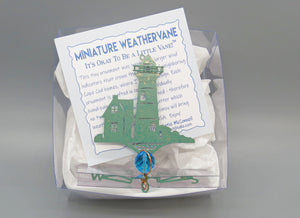 Lighthouse Weathervane Ornament - charmed