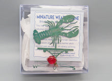 Load image into Gallery viewer, Lobster Weathervane Ornament - charmed