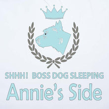 Load image into Gallery viewer, Mixed Breed (Annie) Personalized Pillowcase