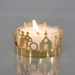 Tealight Delight! To Have and To Hold