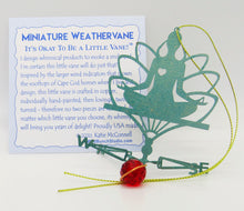 Load image into Gallery viewer, Yoga Silhouette Weathervane Ornament