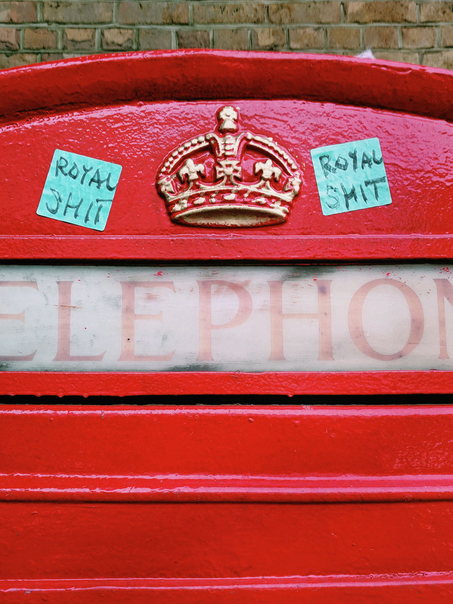 The British Telephone Box #6