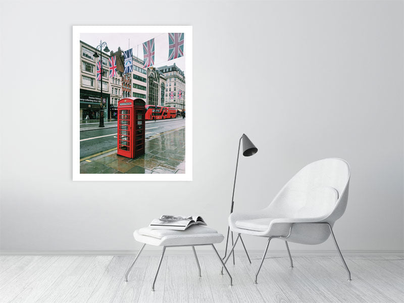 The British Telephone Box #7