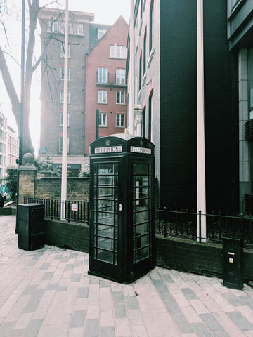 The British Telephone Box #10