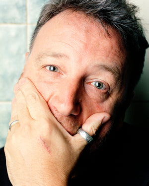 Peter Hook from New Order