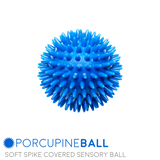 Porcupine Sensory Massage Ball (color may vary) - Case only