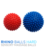 Rhino Balls - Sensory Massage Balls - Hard (Multi-Pack)