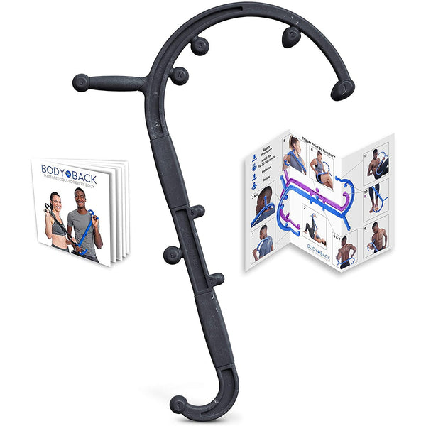 New! Body Back Buddy Massage Cane, Back Massager