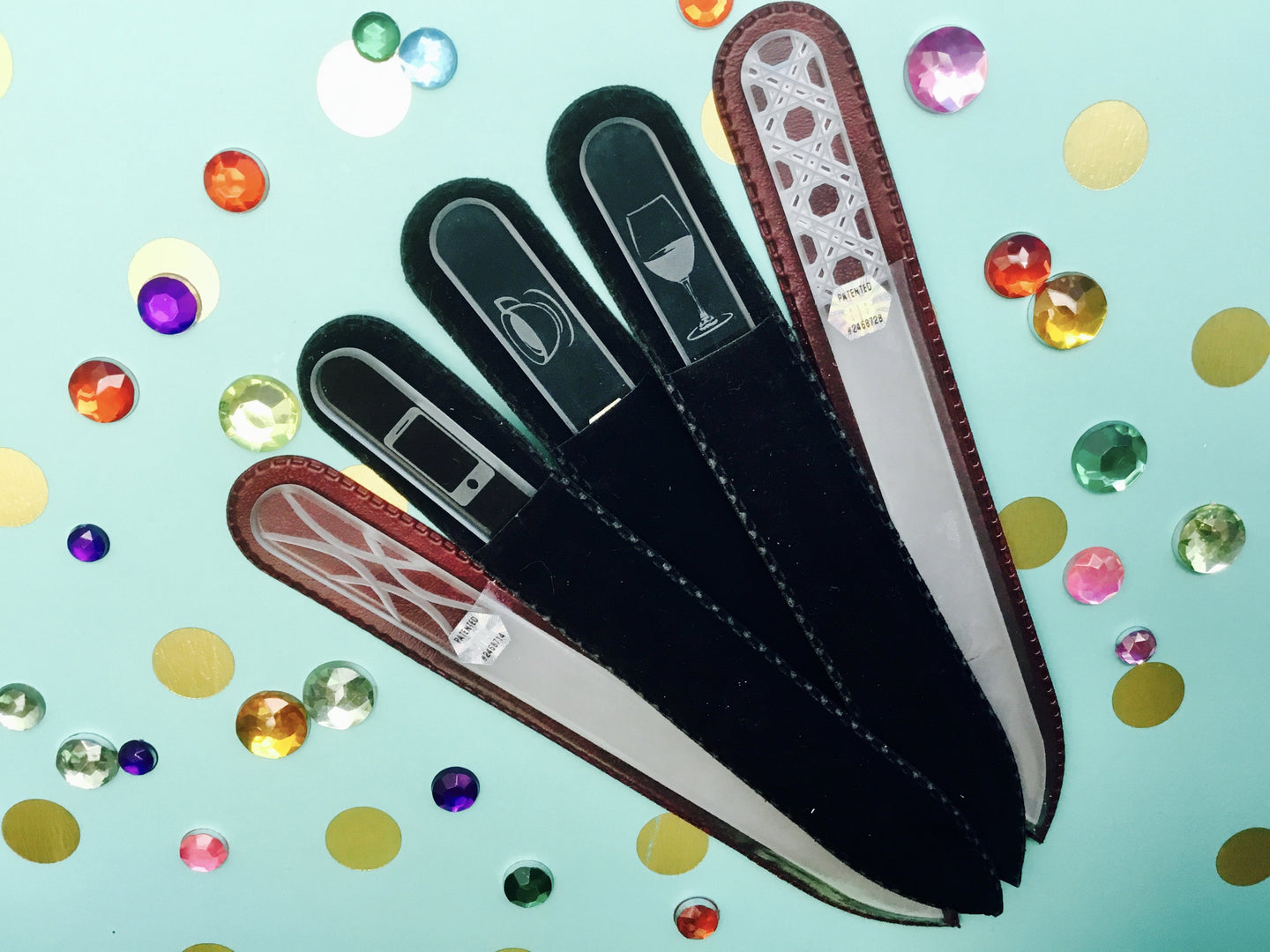 Decorated Specials & Collections - Top Notch Nail Files