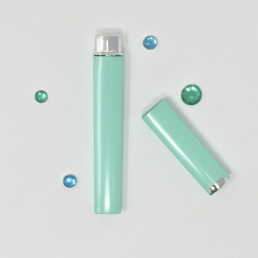 Safe Box - Medium - Sea Foam protects your Medium Top Notch Glass Nail File
