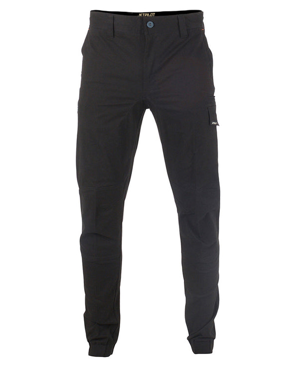 JETPILOT MENS CUFFED PANT BLACK