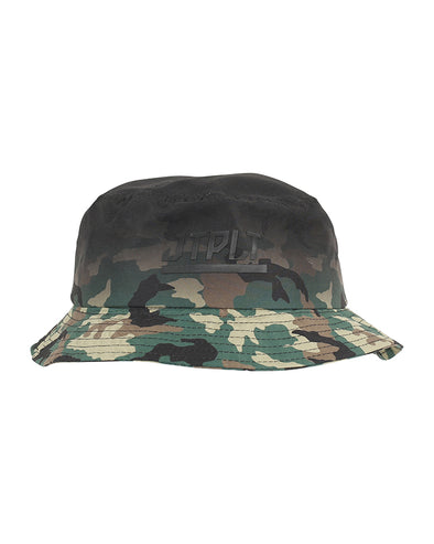 CAMO MOVEMENT MENS BUCKET HAT