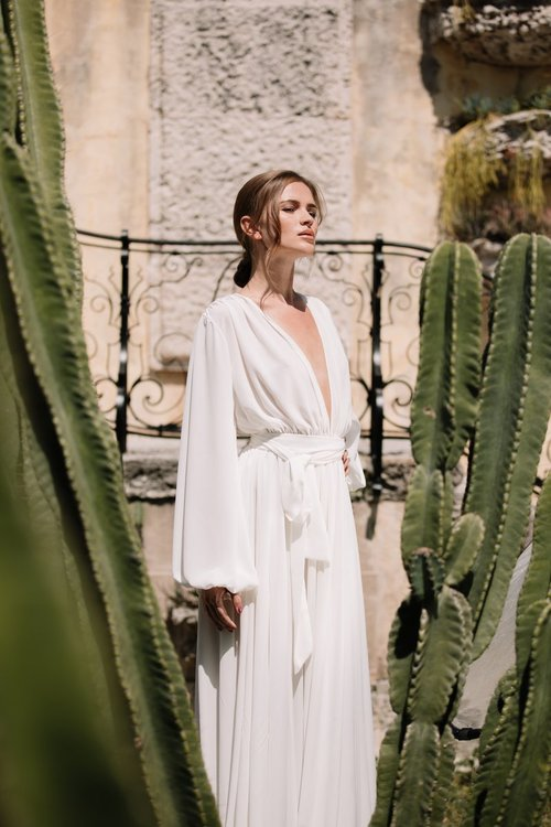 Annabella | Domenica Bridal Robes