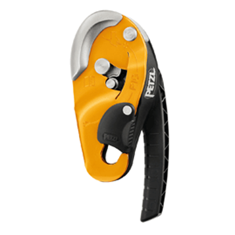 RIG Descender - Yellow