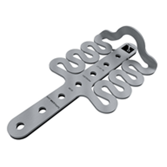 Frog Link Metal Roof Anchor w Rivets