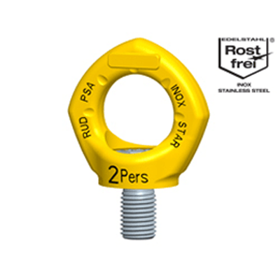 PSA INOX Star Eye Bolt