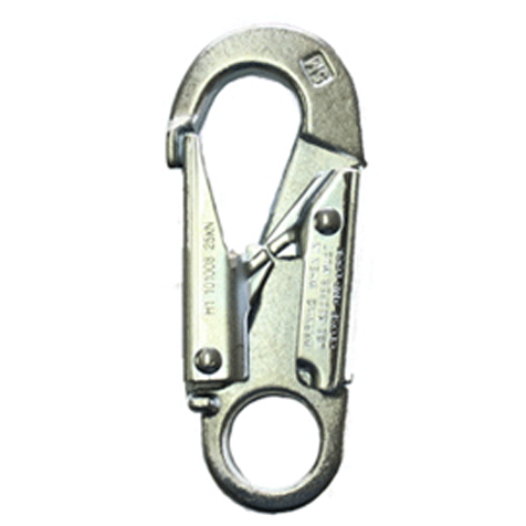 Double Action Safety Hook - Steel