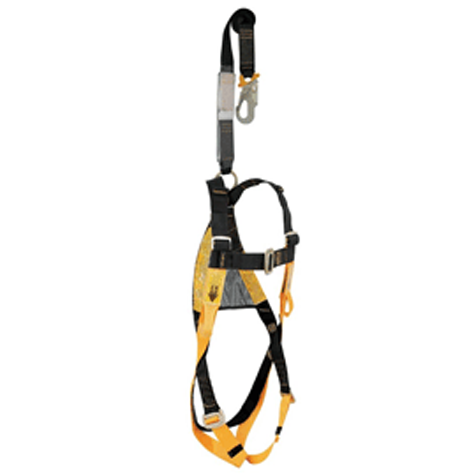 BH01151 Harness Integrated Lanyard