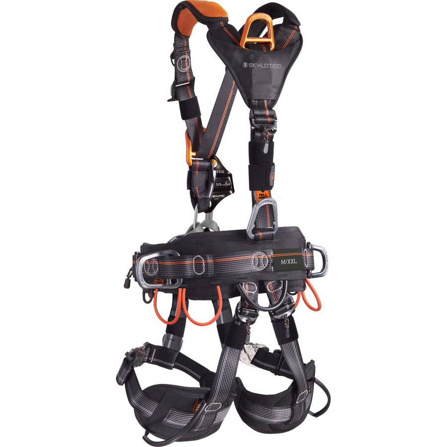 Neon Rope Access Harness