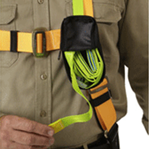 Harness Assist Suspension Trauma Strap