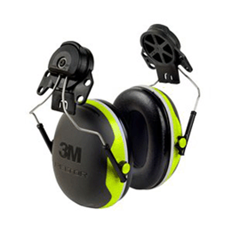 X4e Ear Muff - Helmet Mount