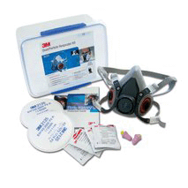 P2 Dust & Particle Respirator Kit