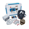 Full Face asbestos respirator kit