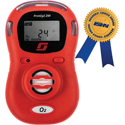 Protege ZM Single 02 Gas Monitor