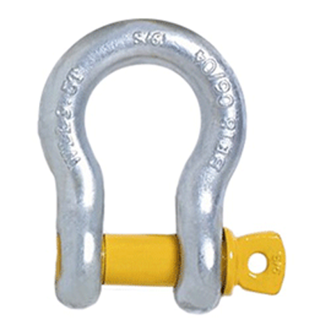 Bow Shackle 1.5 Tonne
