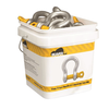 14xGrade S Bow Shackle 2.0 Tonne