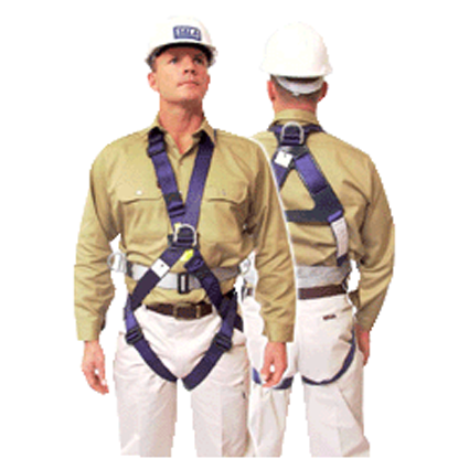 Delta Roofers Harness Medium