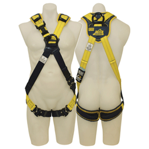 Delta Cross-Over Harness