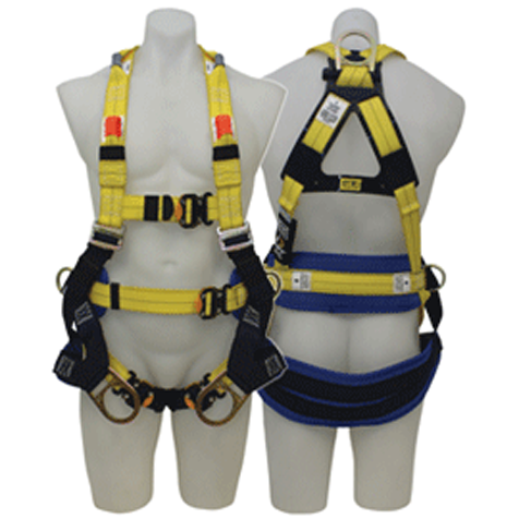 Delta Tower Worker Harness