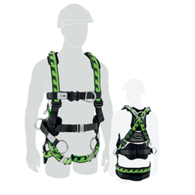 Air Core Tower Worker Harness