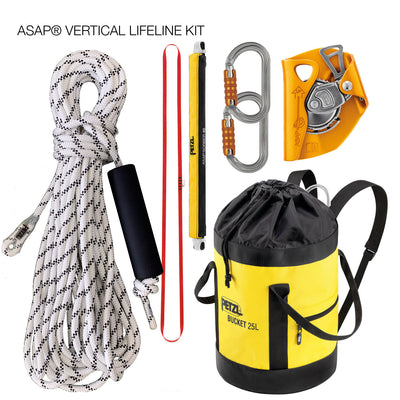 Kit ASAP VERTICAL LIFELINE
