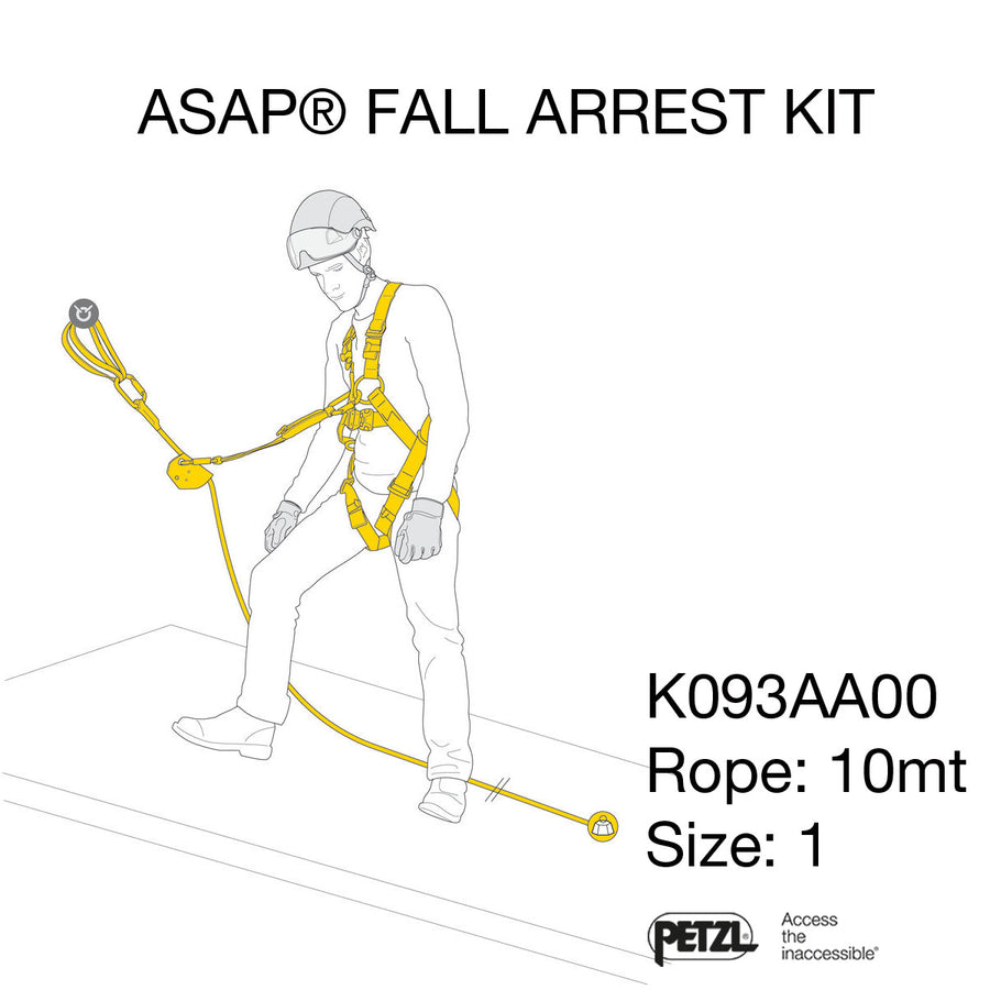 Kit ASAP FALL ARREST