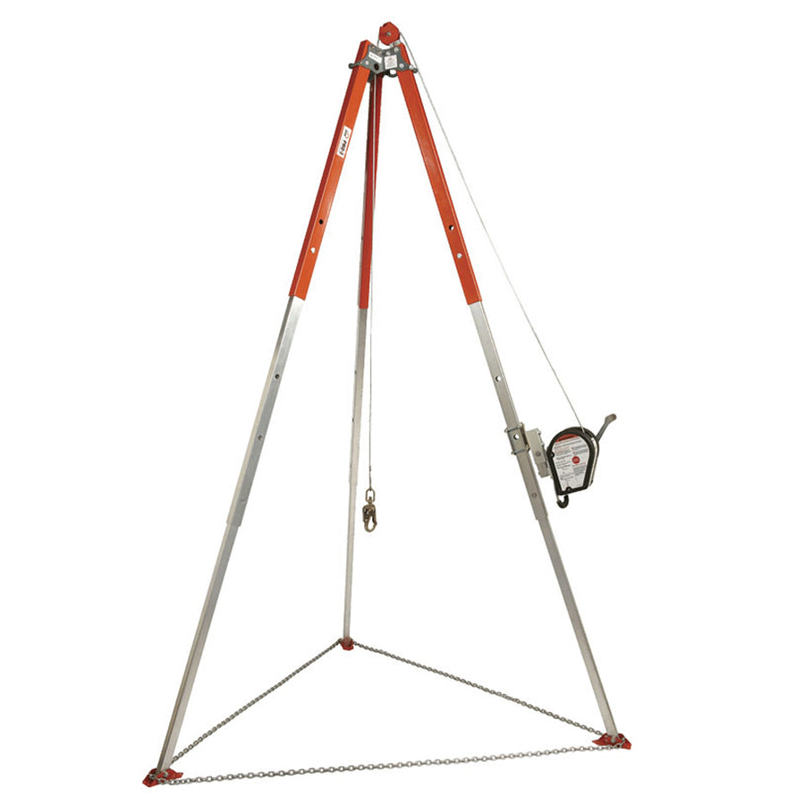 3 stage Confined Space Tripod