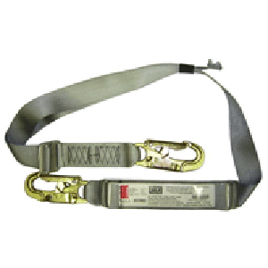 Adjustable Webbing Lanyard