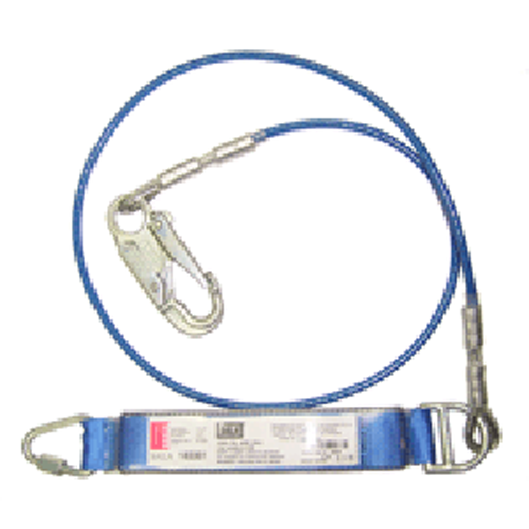 Wire Energy Aborbing Lanyard