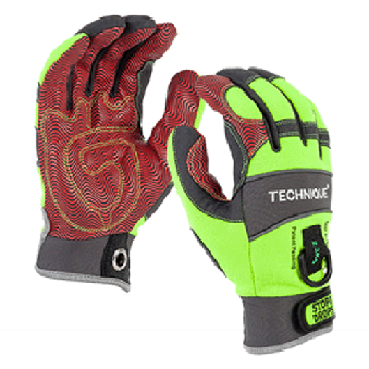 Gecko Grip stop the drop gloves