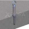 High Profile Concrete Anchor