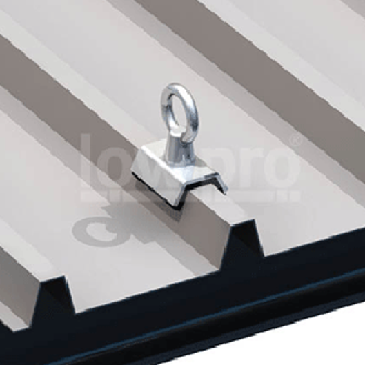 Steel Purlin Mount Anchor - Square Profile