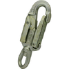 Double Action Swivel Eye Snaphook