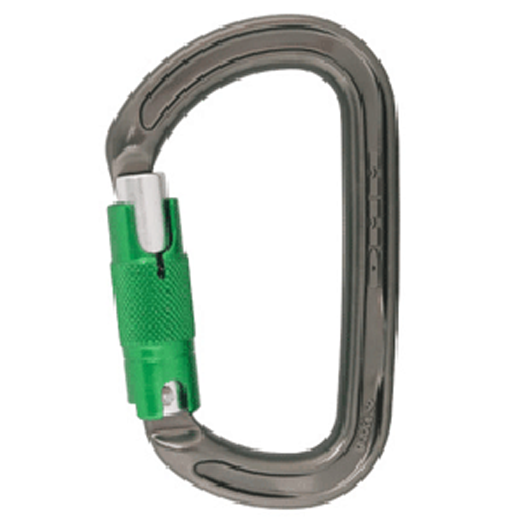 Ultra D Alloy Locksafe Karabiner
